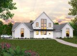 Farm House Plan Disney X-19-A
