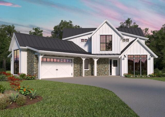House Plans   Modern Home Floor Plans & Unique Farmhouse Designs