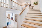 Lancelot Four Bedroom Farmhouse Stairway