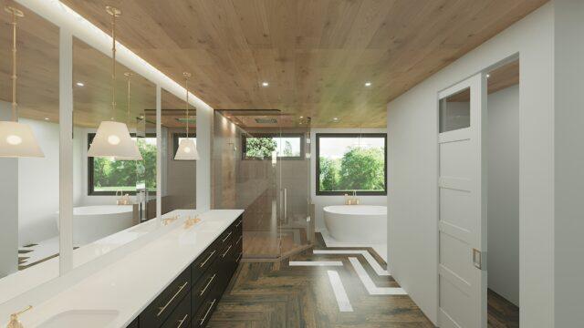 northwest modern home