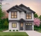 multi suite house plan