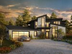 two story modern