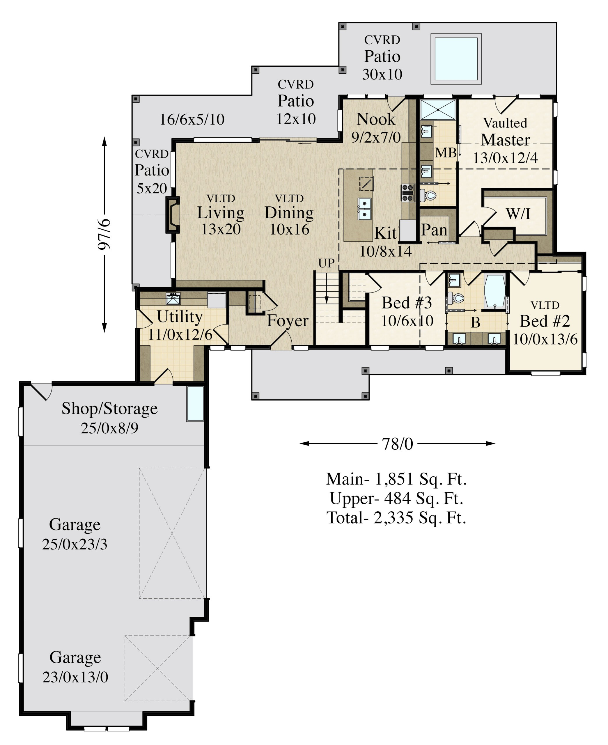 Ponderosa Modern Farm House By Mark Stewart Home Design