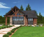 rustic house plan