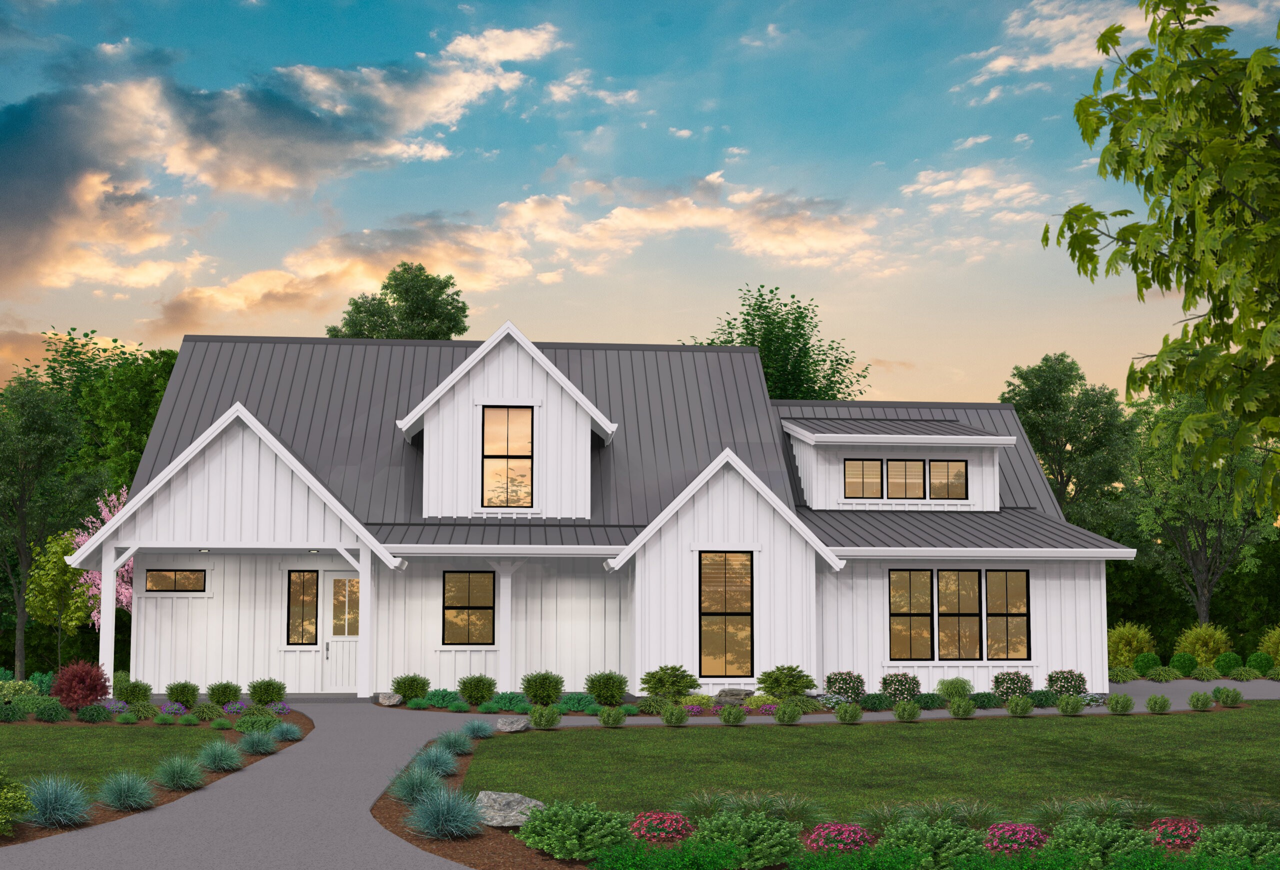 Cottage House Plans | Cottage Home Designs & Floor Plans with Photos