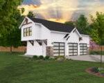 Garage Studio House Plan