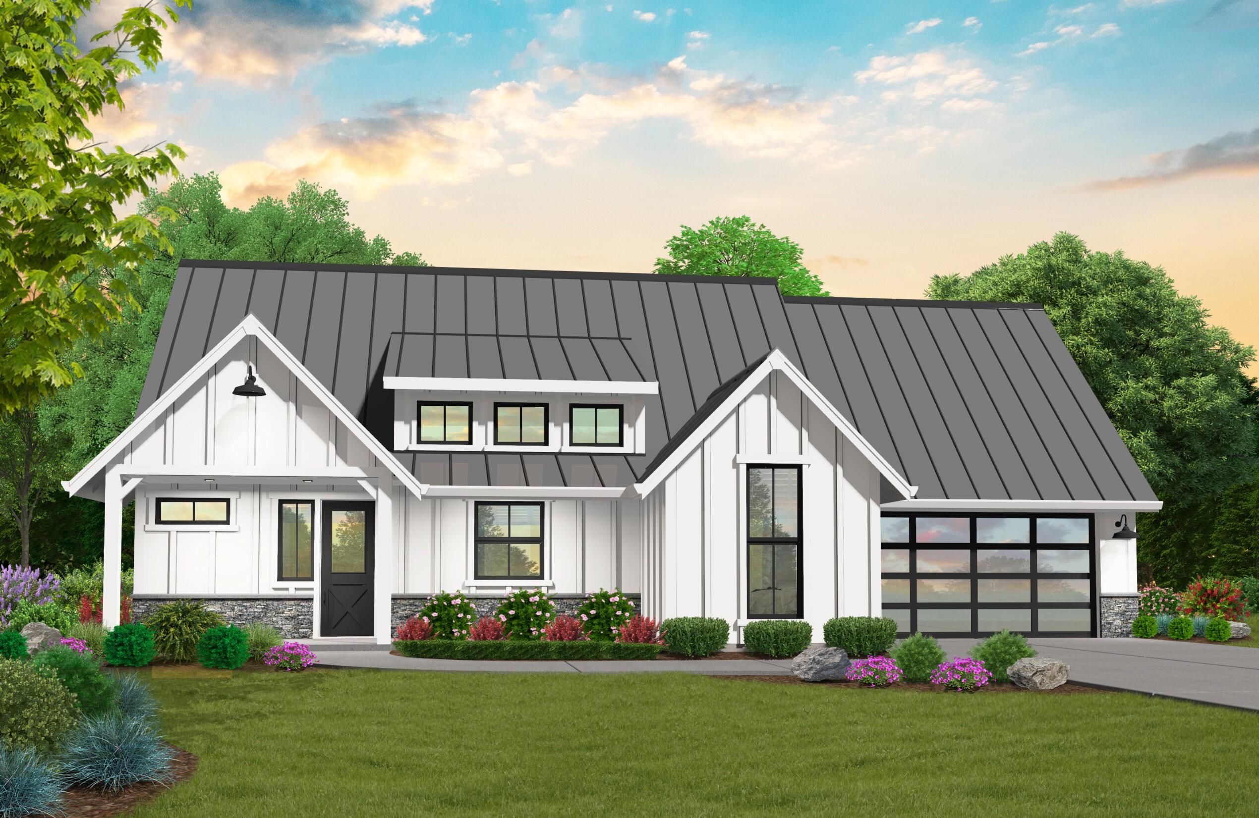 Cottage House Plans   Cottage Home Designs & Floor Plans with Photos
