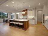Modern 2 Story Family Style Kitchen